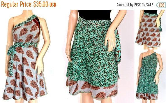 Wrap Skirt Long Wrap Skirt  Indian Silk sari Wrap Skirt Women Silk Sari Dress Skirts 35