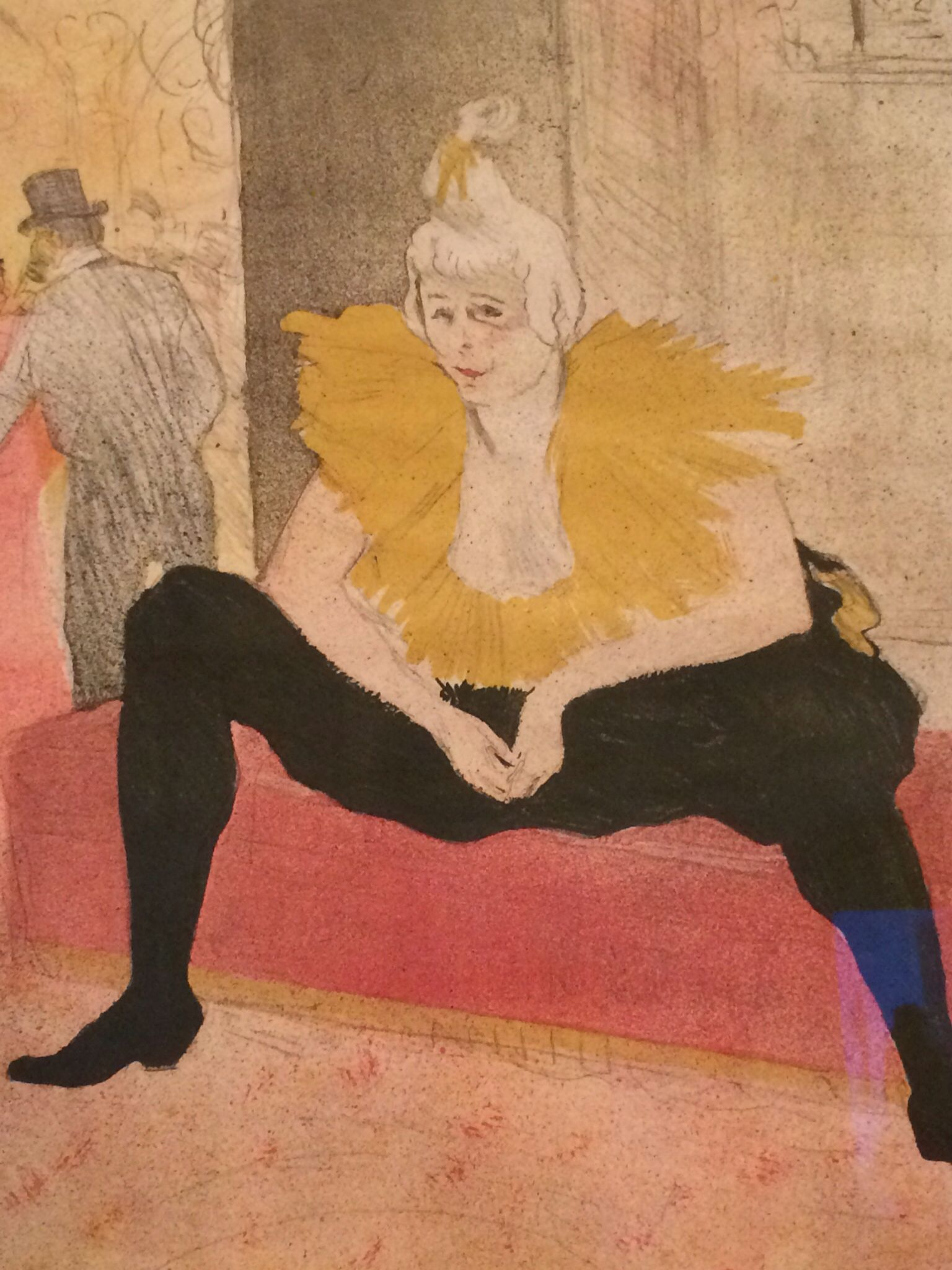 Toulouse-Lautrec @ the MoMA