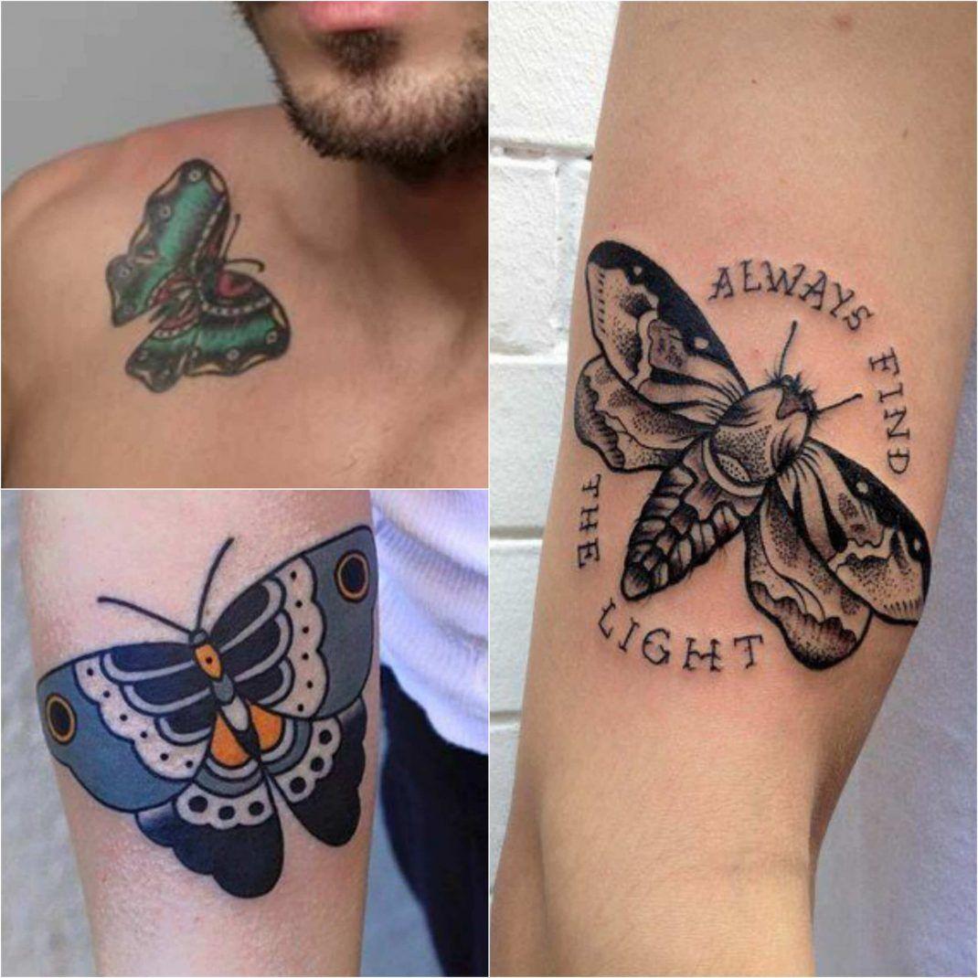Butterfly Tattoo Designs Popular Butterfly Tattoo Ideas For Men