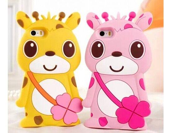 Lovely Deer Silicon Case for iPhone 5/5S http://www.favor2buy.com/lovely-deer-silicon-case-for-iphone-5-5s.html#.VSiJt1fIydo