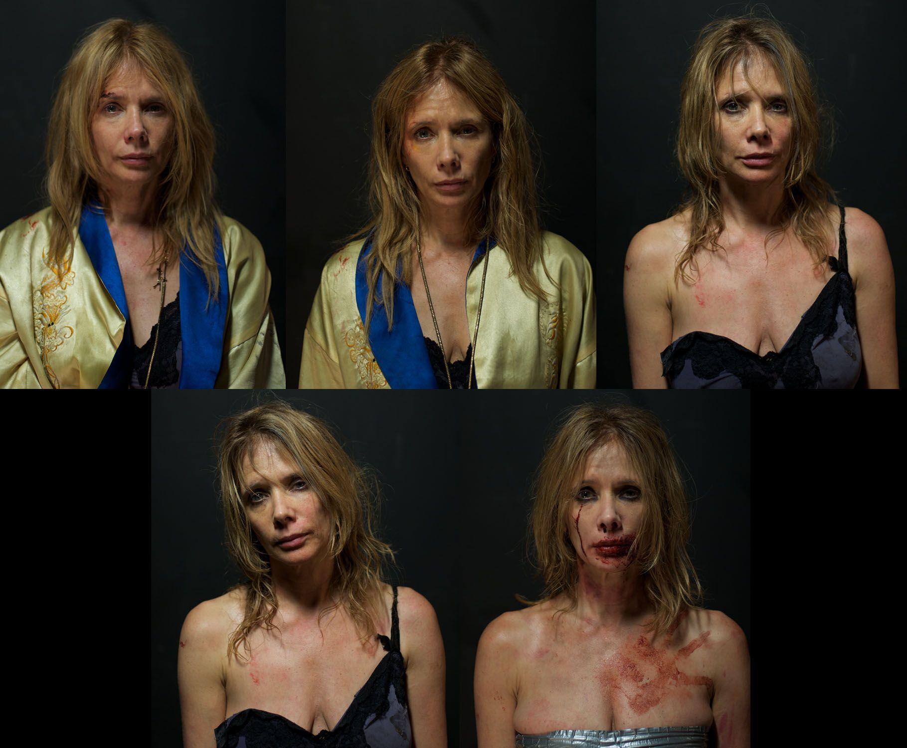 The Divide (2011) Rosanna Arquette Rosanna,