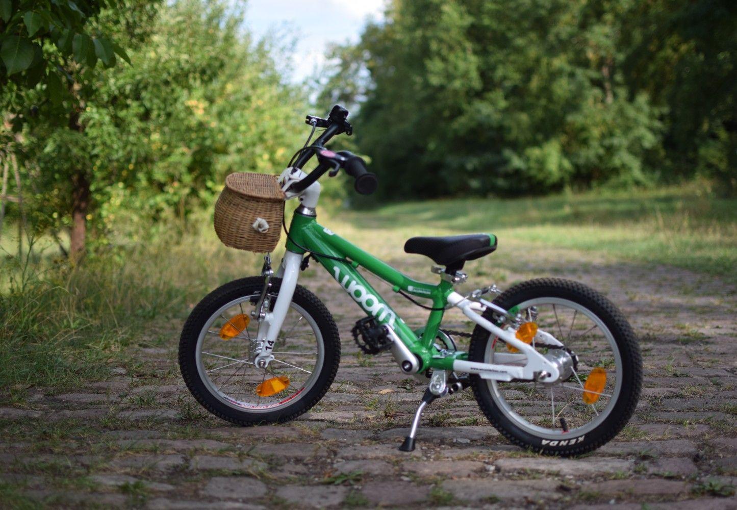Woom 2 Radfahren Fahrrad Laufrad