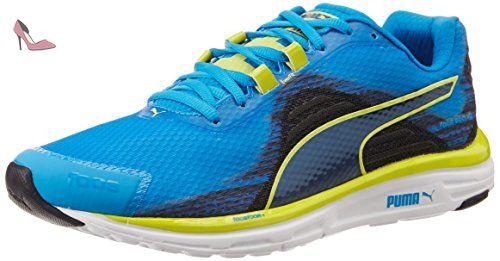 Puma Faas 500 V4 - Chaussures de Sport - Homme - Bleu(Cloisonne-Poseidon