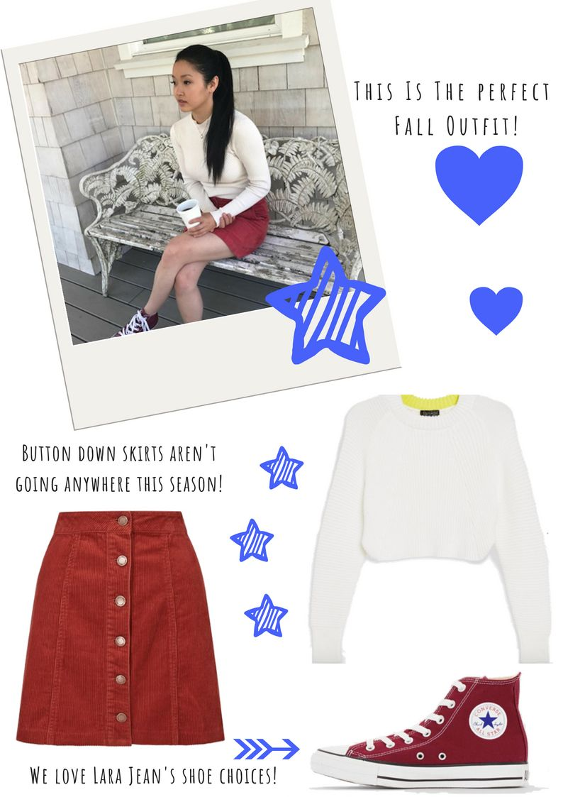 Steal The Look To All The Boys I Ve Loved Before Lara Jean