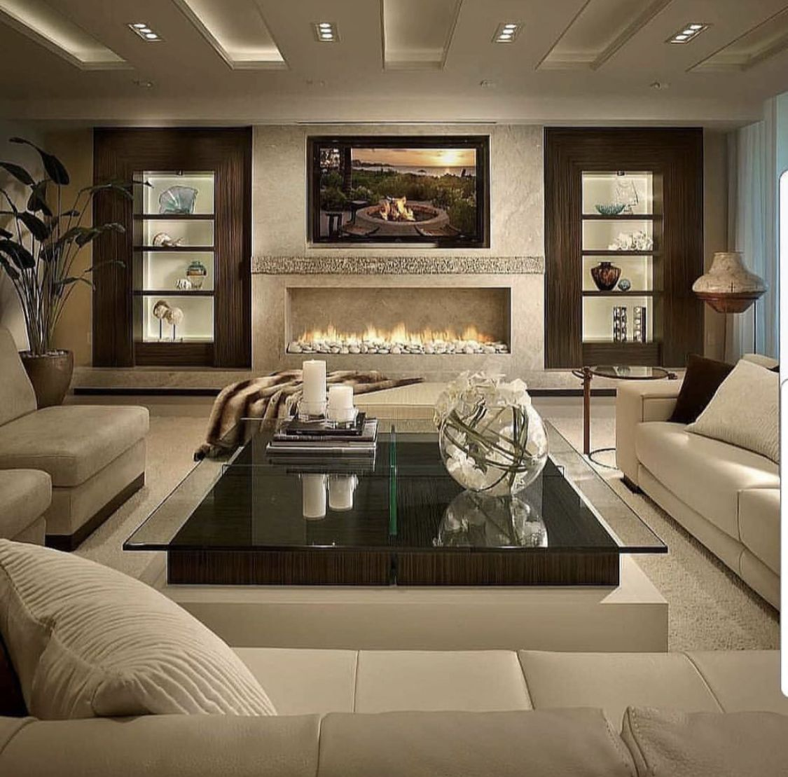 Home Decor 2012 Luxury Homes Interior Decoration Living: Pin By Torbicaaaa On Dream House. In 2019