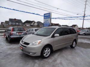 2004 Toyota Sienna Xle Awd Ontario Cars For Sale Kijiji
