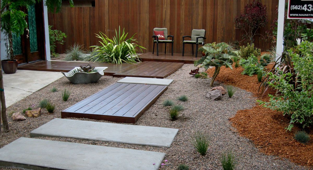 From Dirt To Modern Drought Tolerant Front Yard Www