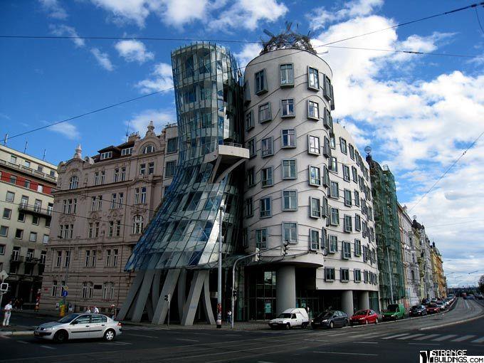 Dancing House (Prague, Czech Republic)