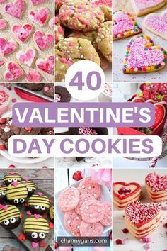 40 Valentinstagskekse. Wenn Sie eine weitere Ausrede zum Backen brauchen ... - holidays 40 Valentinstagskekse. Wenn Sie eine weitere Ausrede zum Backen brauchen ...   - holidays -