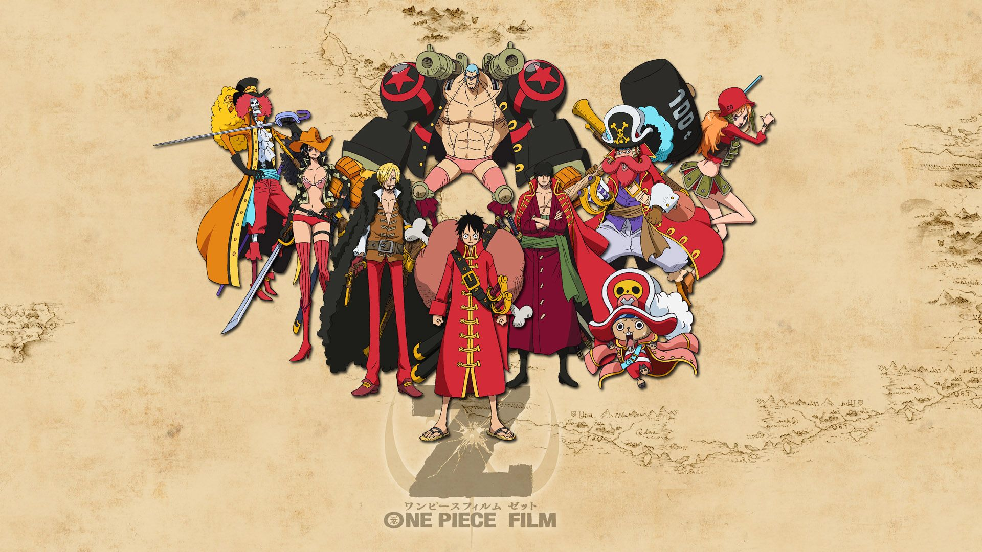 Hd wallpaper one piece - One Piece Hd Wallpapers Backgrounds Wallpaper