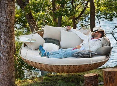 SWINGREST DEDON Gartenmöbel Gartenmöbel Dedon Gartenmöbel - gartenmobel aus stein selber bauen