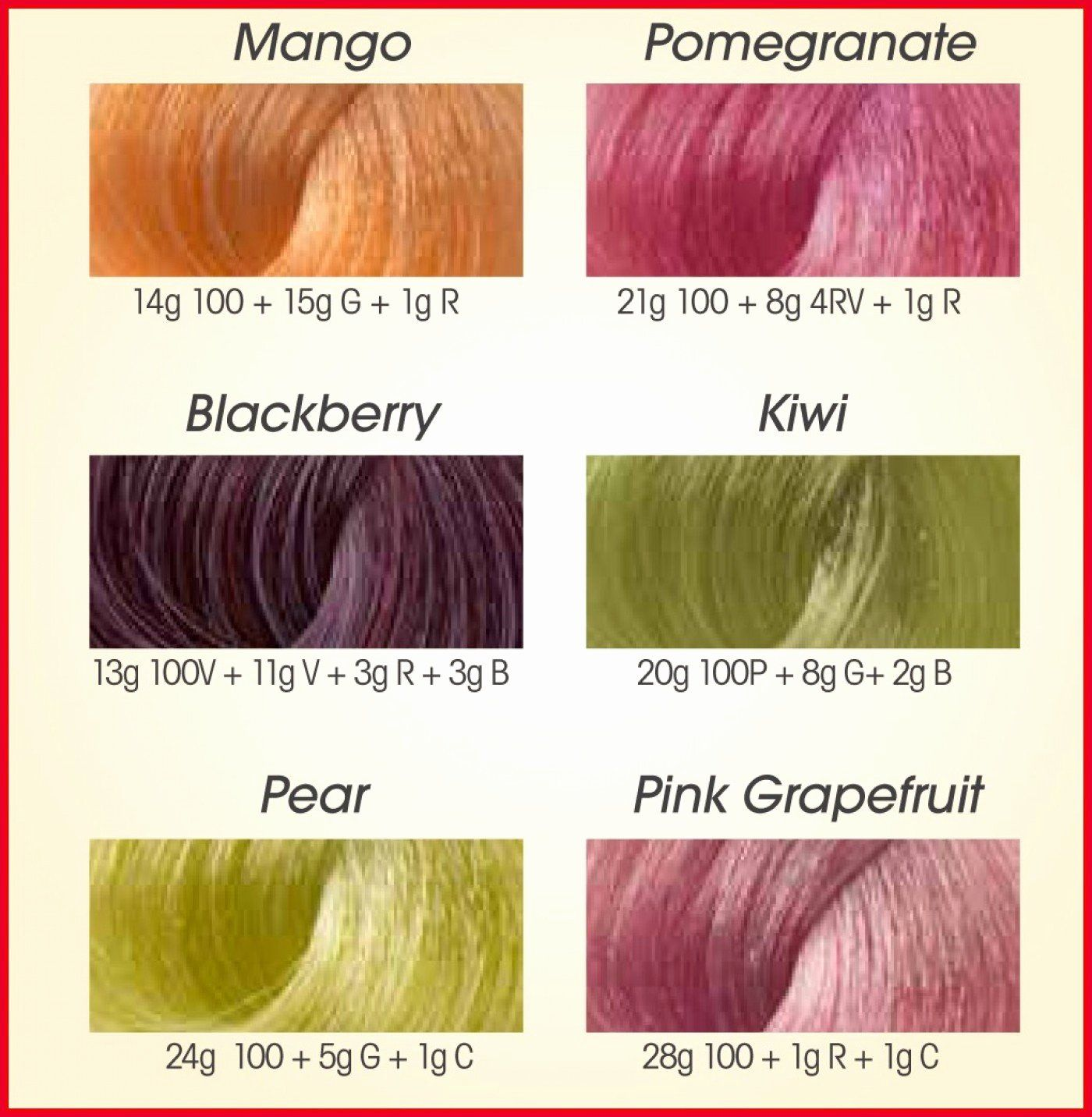 Coloring Secondary Color Lovely Lanza Color Chart Ion Color Chart For Hair Coloring Ion In 2020 Lanza Hair Color Hair Color Formulas Hair Inspo Color