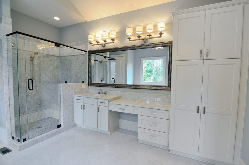 White Bathroom Ideas traditional white bathroom ideas - google search | bathroom