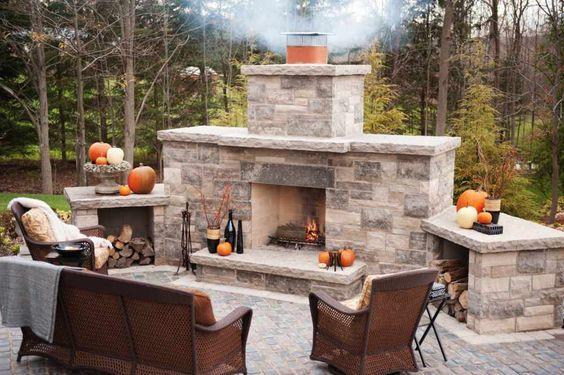 Diy Outdoor Fireplace Plans Built Bbq Designs Home Design Backyard Fireplace Outdoor Stone Fireplaces Diy Outdoor Fireplace