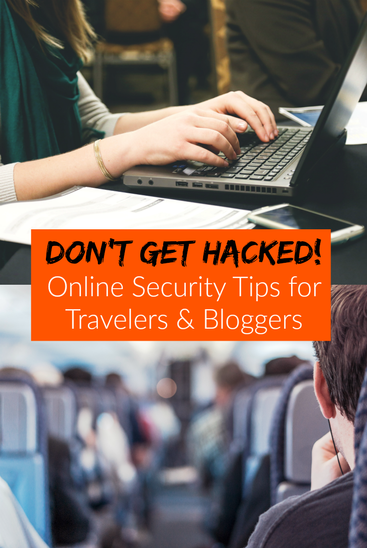 Don't Get Hacked Safety Tips for Travelers