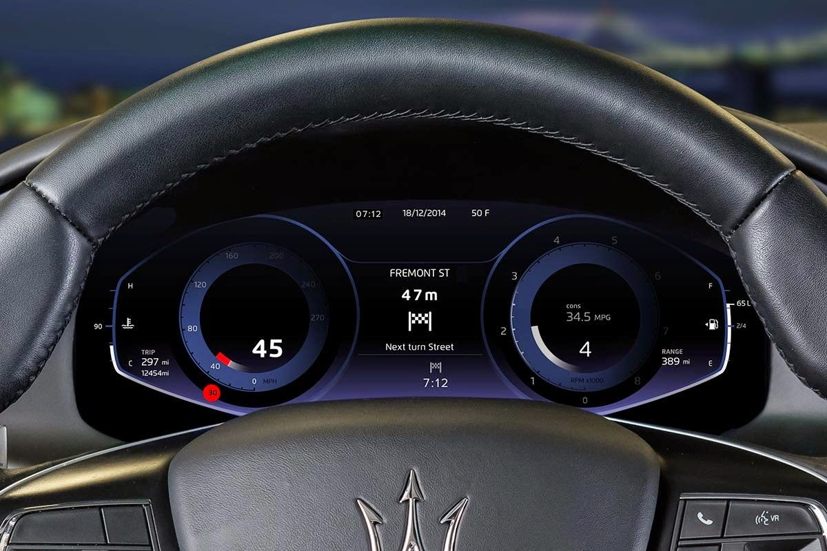 best car instrument clusters adas Google Search (With