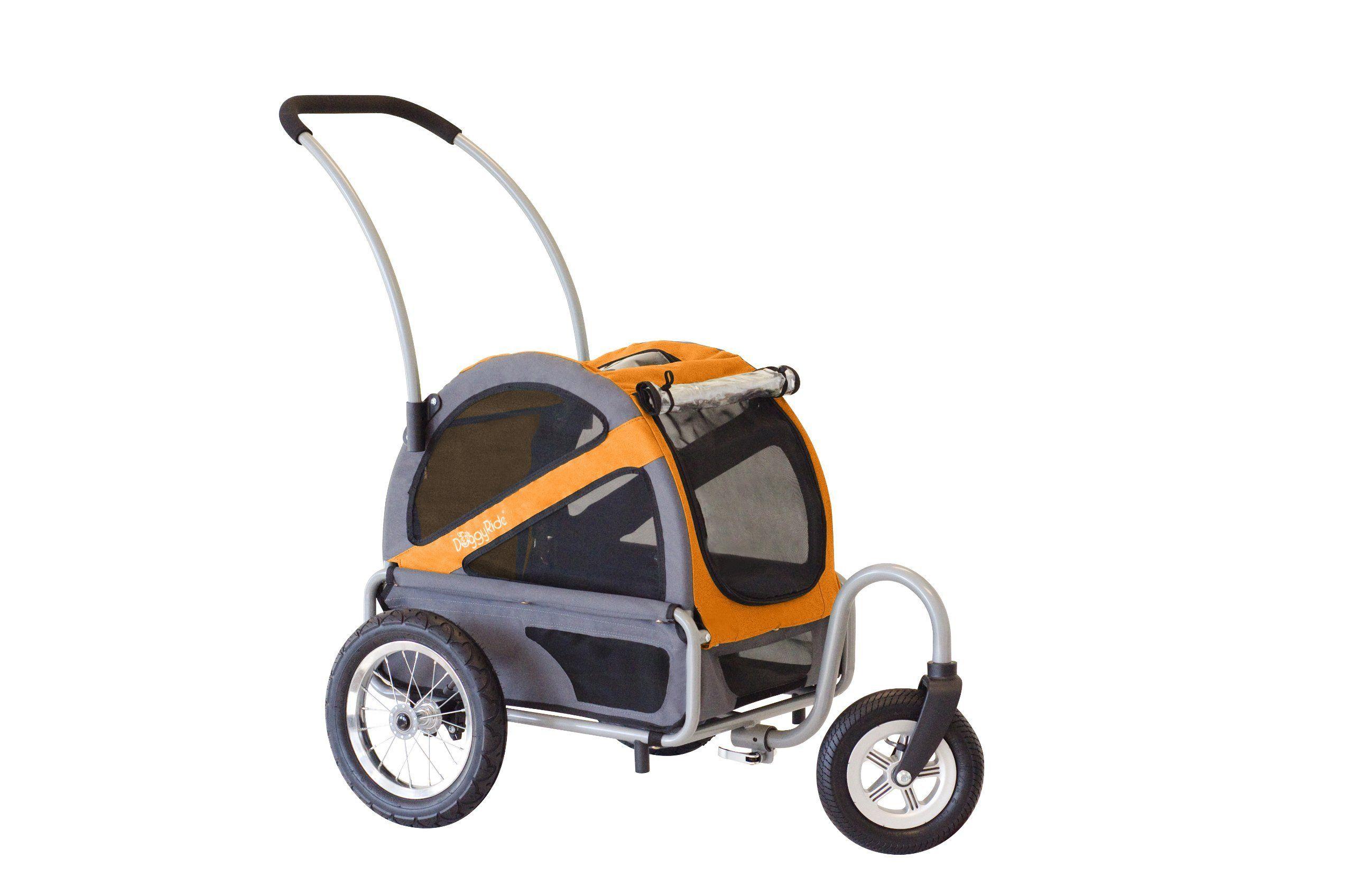 DoggyRide Dog Stroller, Mini, Dutch Orange/Grey Products