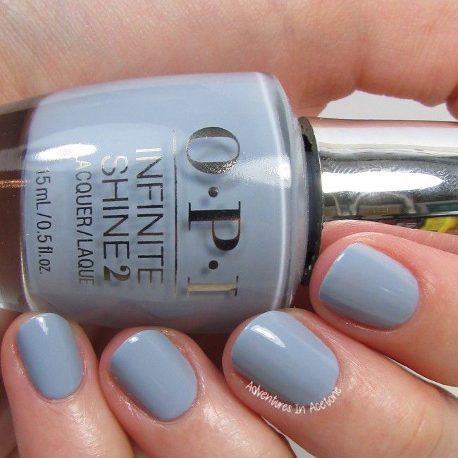 OPI Infinite Shine Reach For the Sky | NAILS Gorgeous shades ...