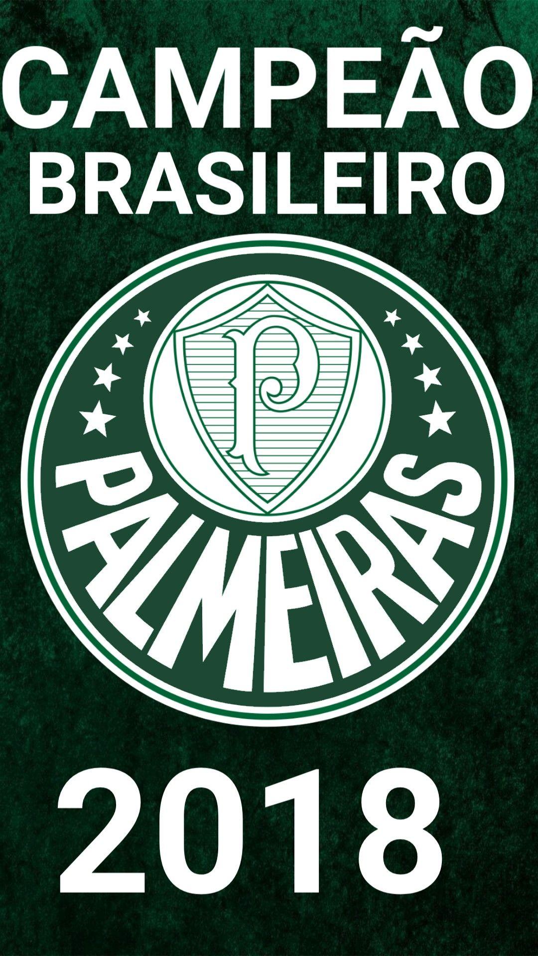Luizcarface Palmeiras Campeao Jailson Palmeiras Wallpaper