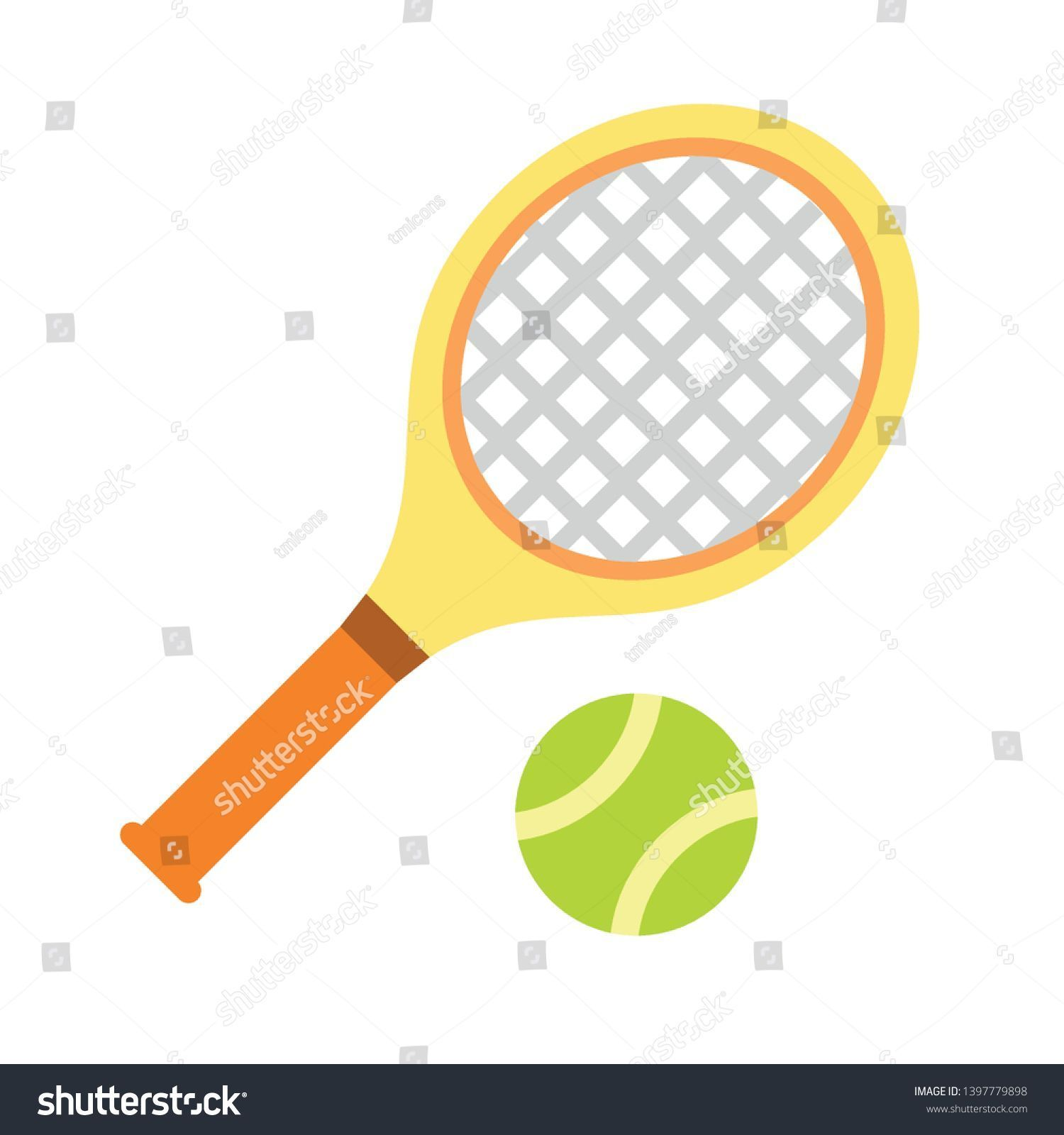 Tennis Racket With Ball Sign Icon Sport Laurel Wreath Symbol Winner Award Abs Abs A Tennis Racket With Ball Sign I In 2020 Tennis Racket Rackets Tennis