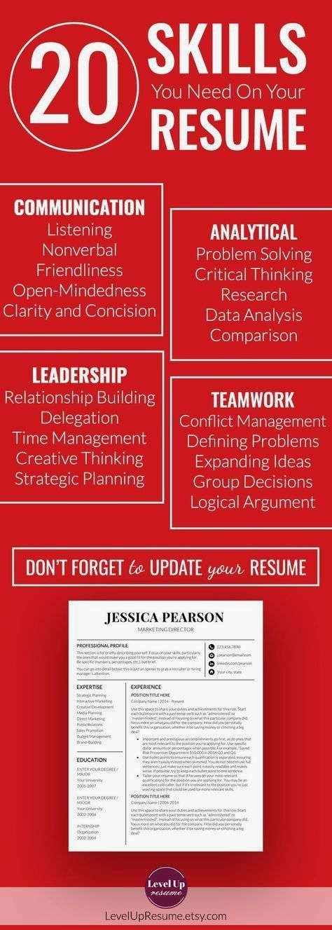 16 · Professional and Minimalist Resume Template + Cover