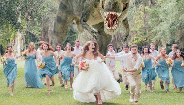 las bodas mas originales