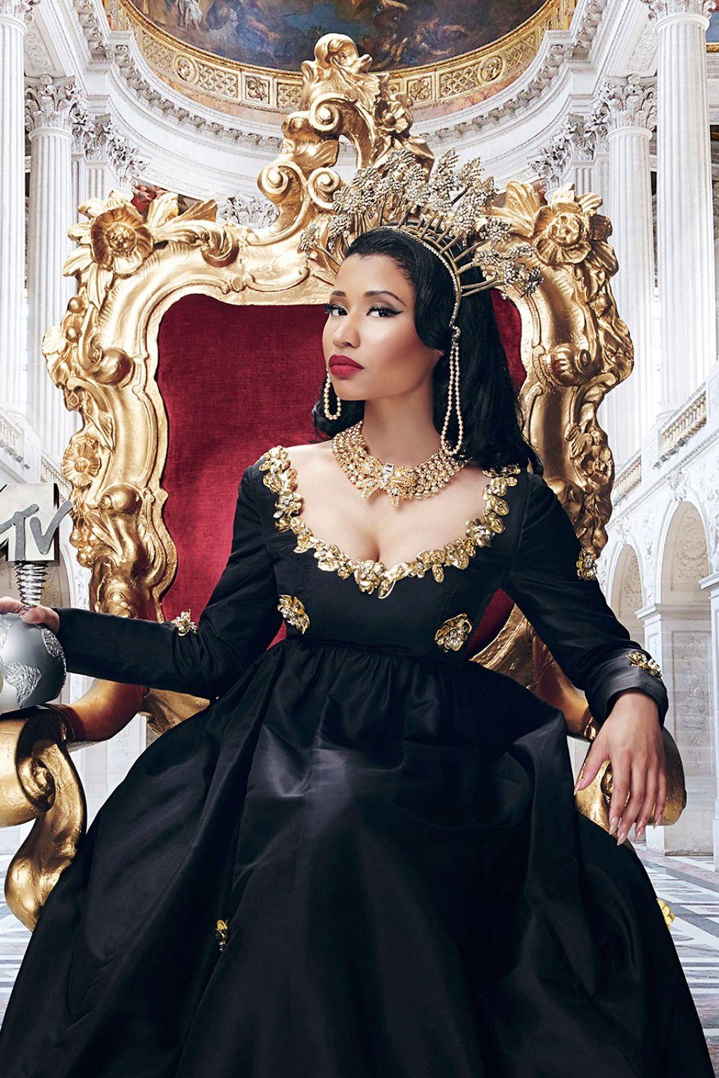 """ Nicki Minaj to host the 2014 EMA's """