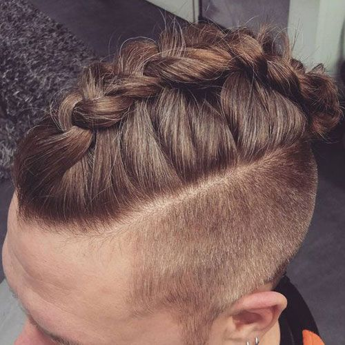 Braids For Men , The Man Braid 2019