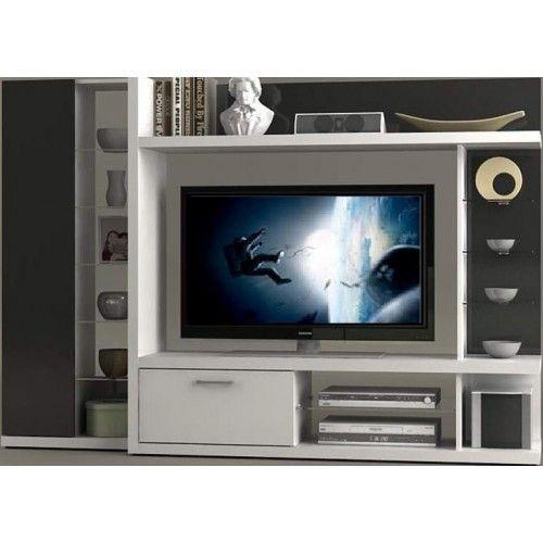 Mueble tv boza conforama cosas de casa pinterest tvs - Muebles tv conforama ...