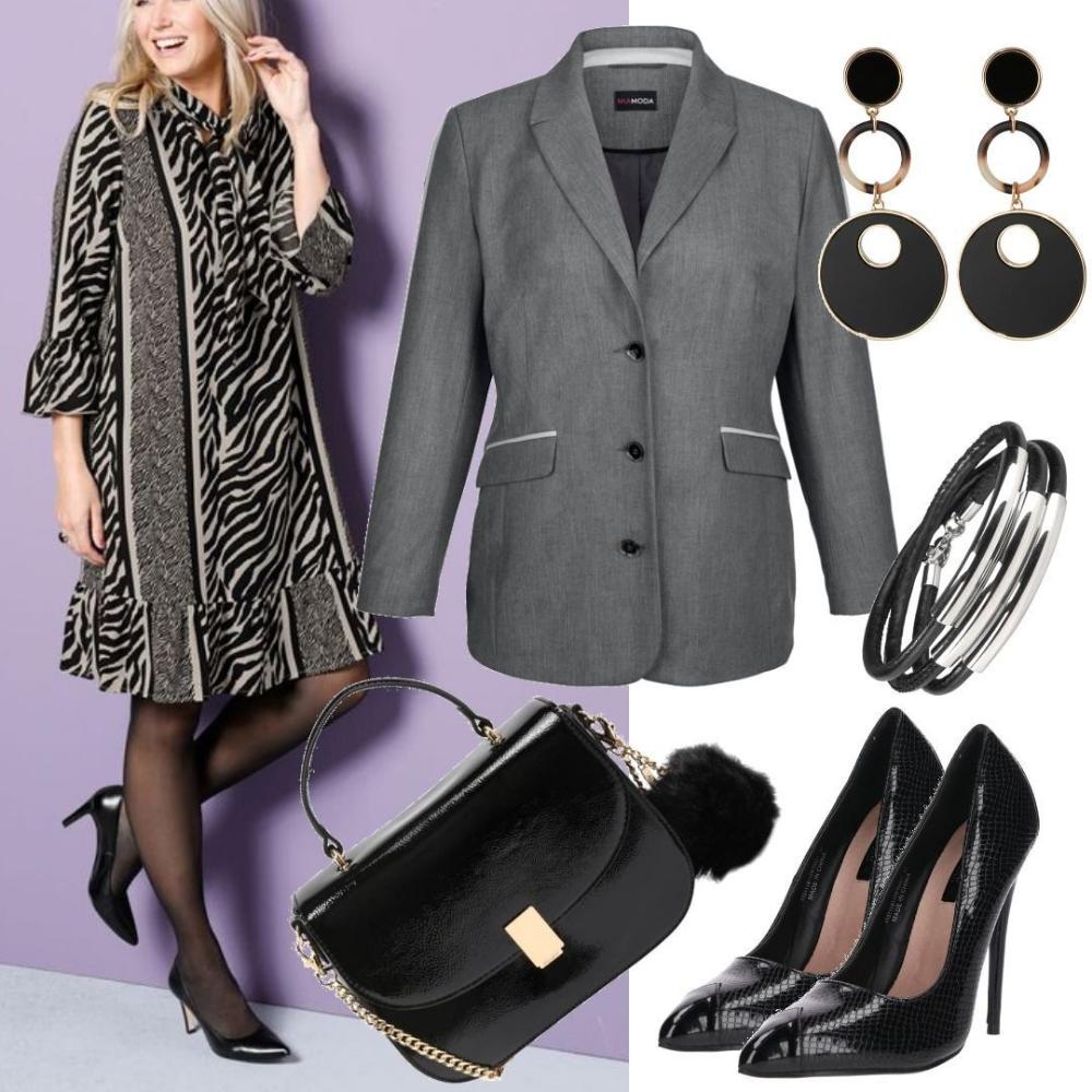 Pin auf Plus Size Outfits Mode für kurvige Frauen