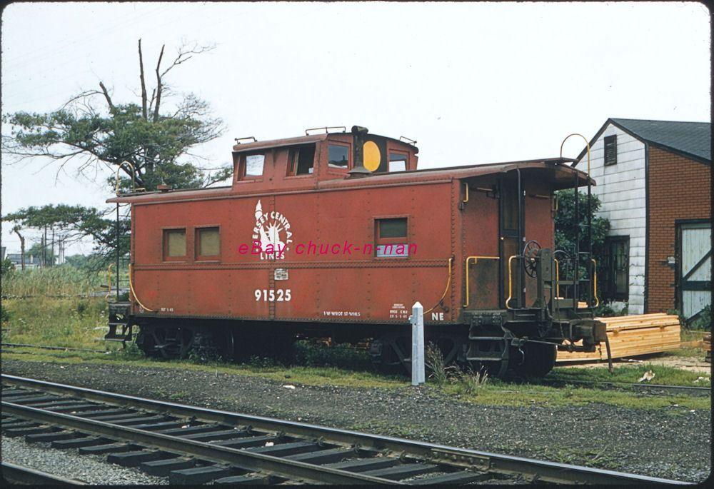 Caboose 91525 Bay Head NJ New york central railroad
