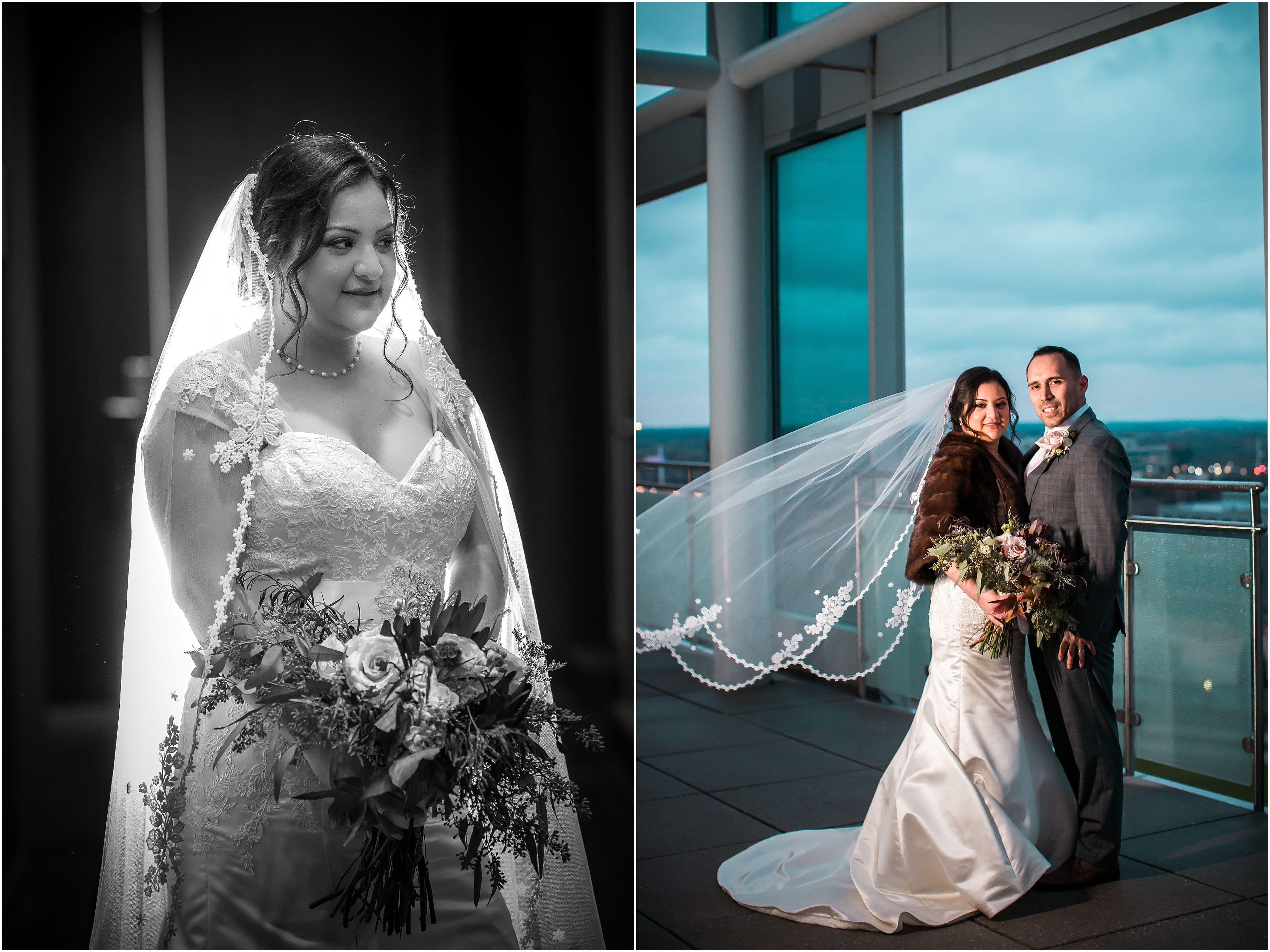 Lorena and Alex, City Gate Grill Wedding  Naperville, IL   A ...