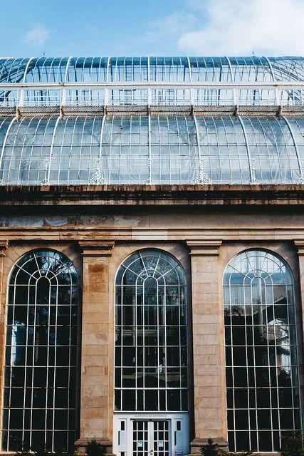 Botanical Garden Edinburgh, Scotland | Edinburgh, Exterior ...