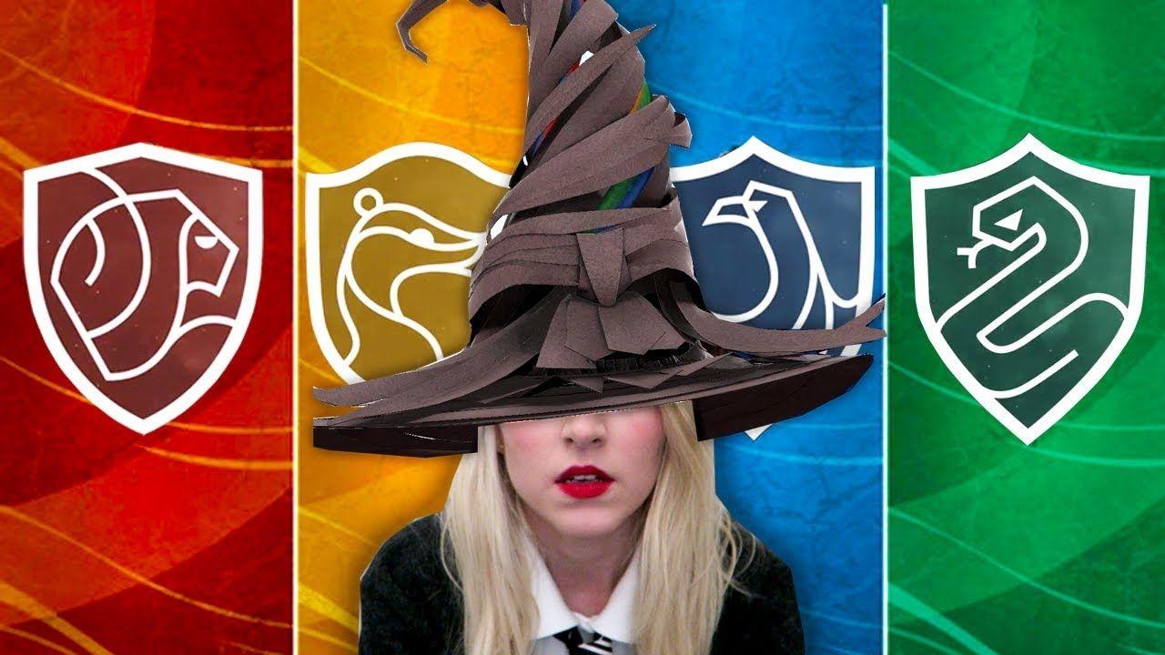 The NEW Hogwarts Sorting Quiz WIZARDING WORLD APP