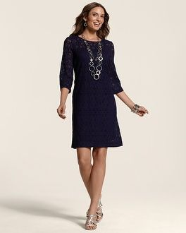 Chicos Crochet Camille Dress Looking For Something To Wear A Wedding