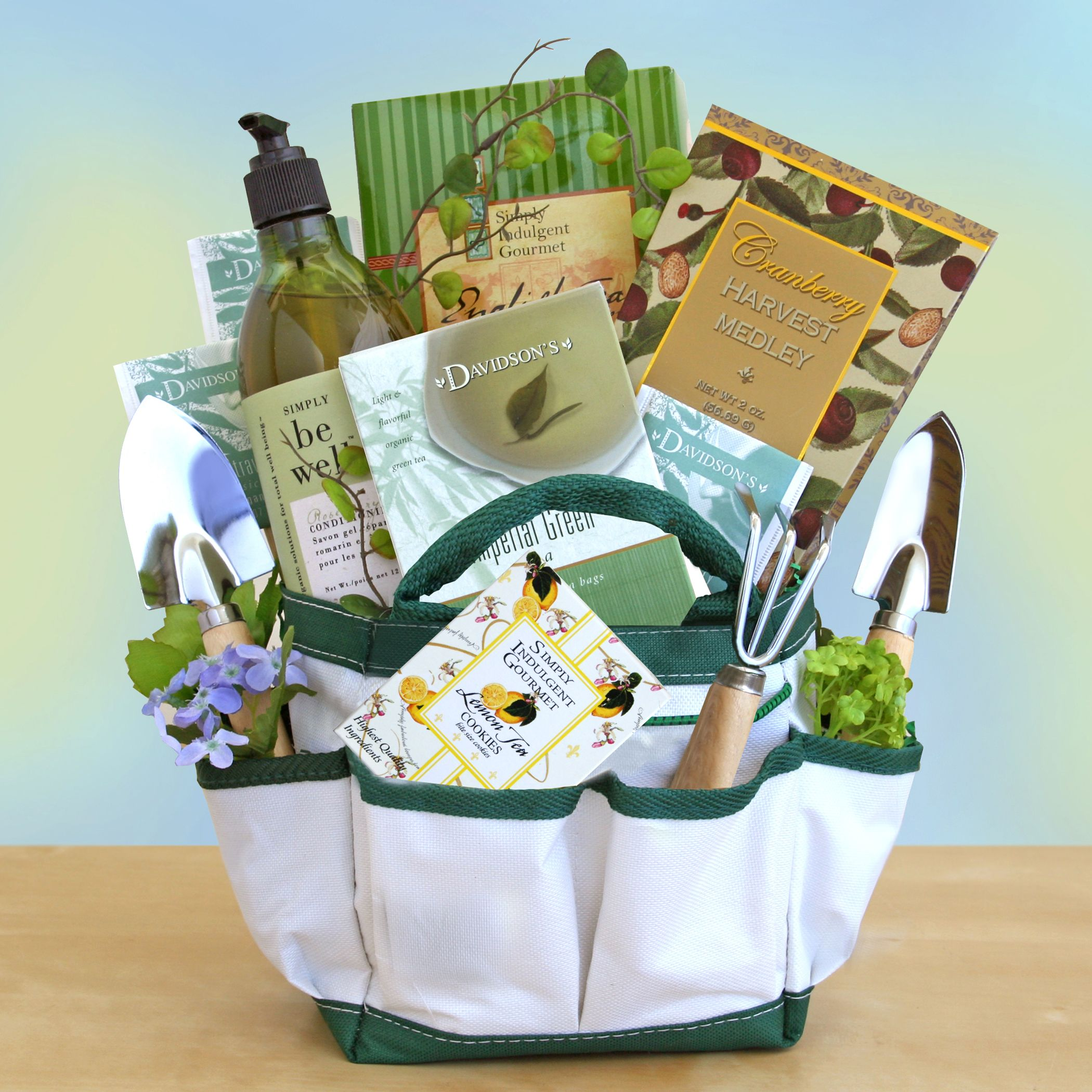 Gardener's Delights 59.99 … Mother's day gift baskets