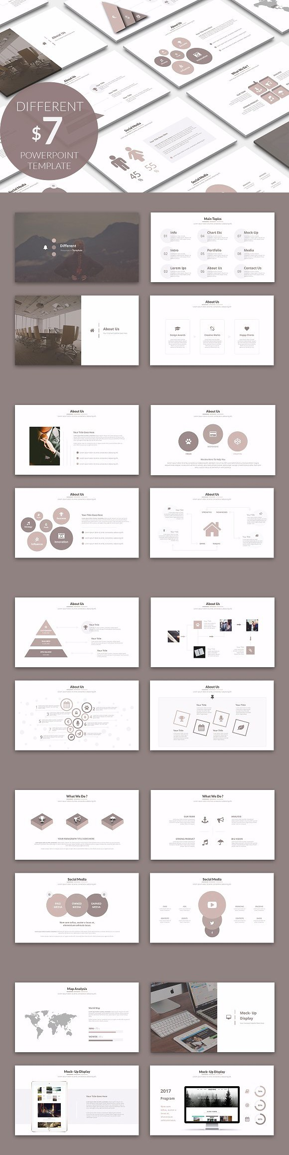Different Powerpoint Template Keynote Templates Keynote Templates