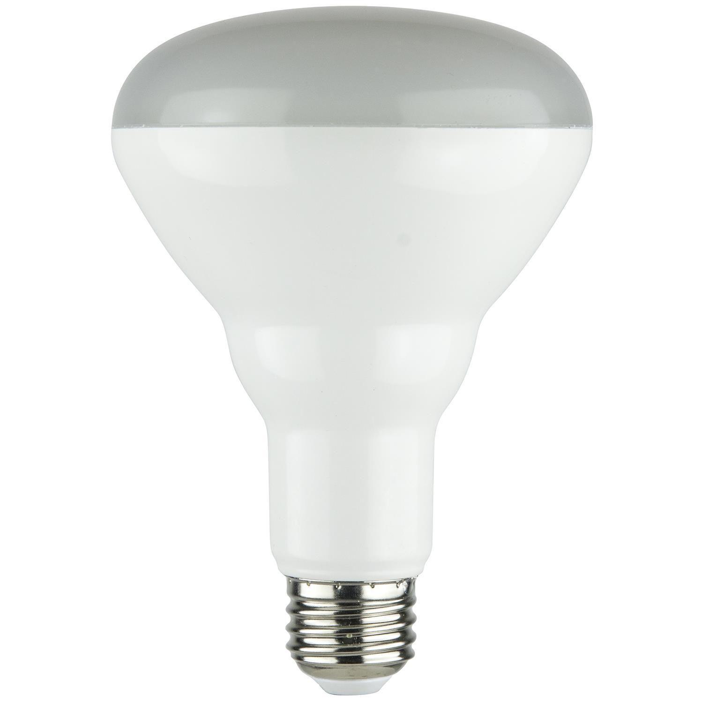 Sunlite 81150-SU LED BR30 10w Floodlight Bulb Medium (E26) Base 4000K Cool White