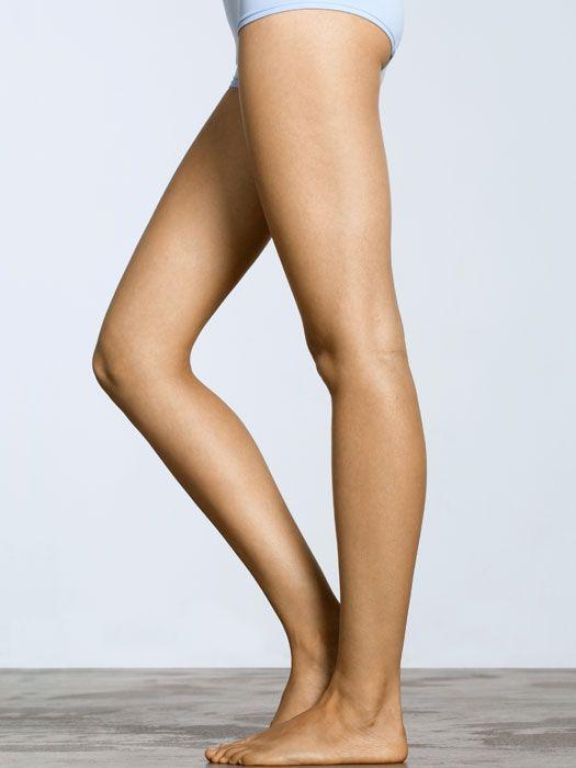 Female domination shave legs