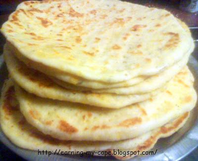 Earning My Cape: Flat Bread Your Way
