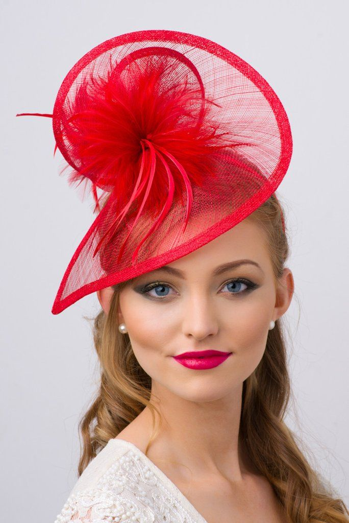Stunning from every angle. This mesh twist fascinator has a look that s  both daring and elegant. This statement-making fascinator headband rises to  the ... 877eb31b70a