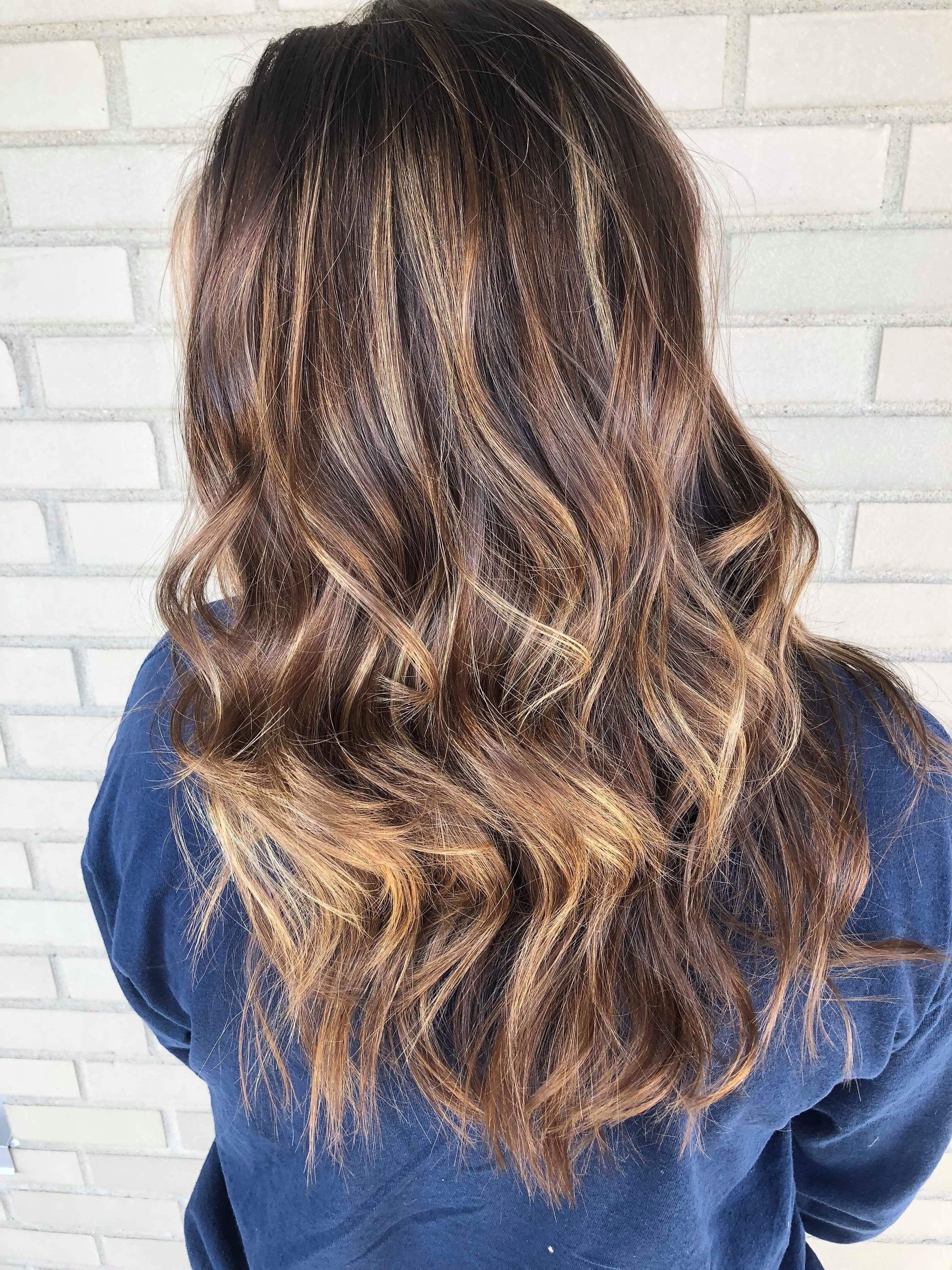 balayage #hilights #cute #hair #fall #winter #summer