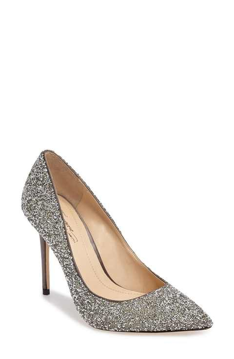 Imagine By Vince Camuto Olson Crystal Embellished Pump Women Embellished Pumps Women S Pumps Bridal Pumps