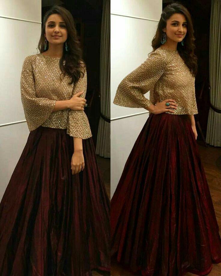 77a8197ea72ceb Parineeti Chopra rocking this outfit | Indian ethnic wear | Fashion ...