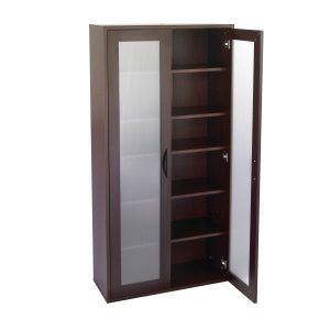Modern Cabinet With Shelves And Doors Creative