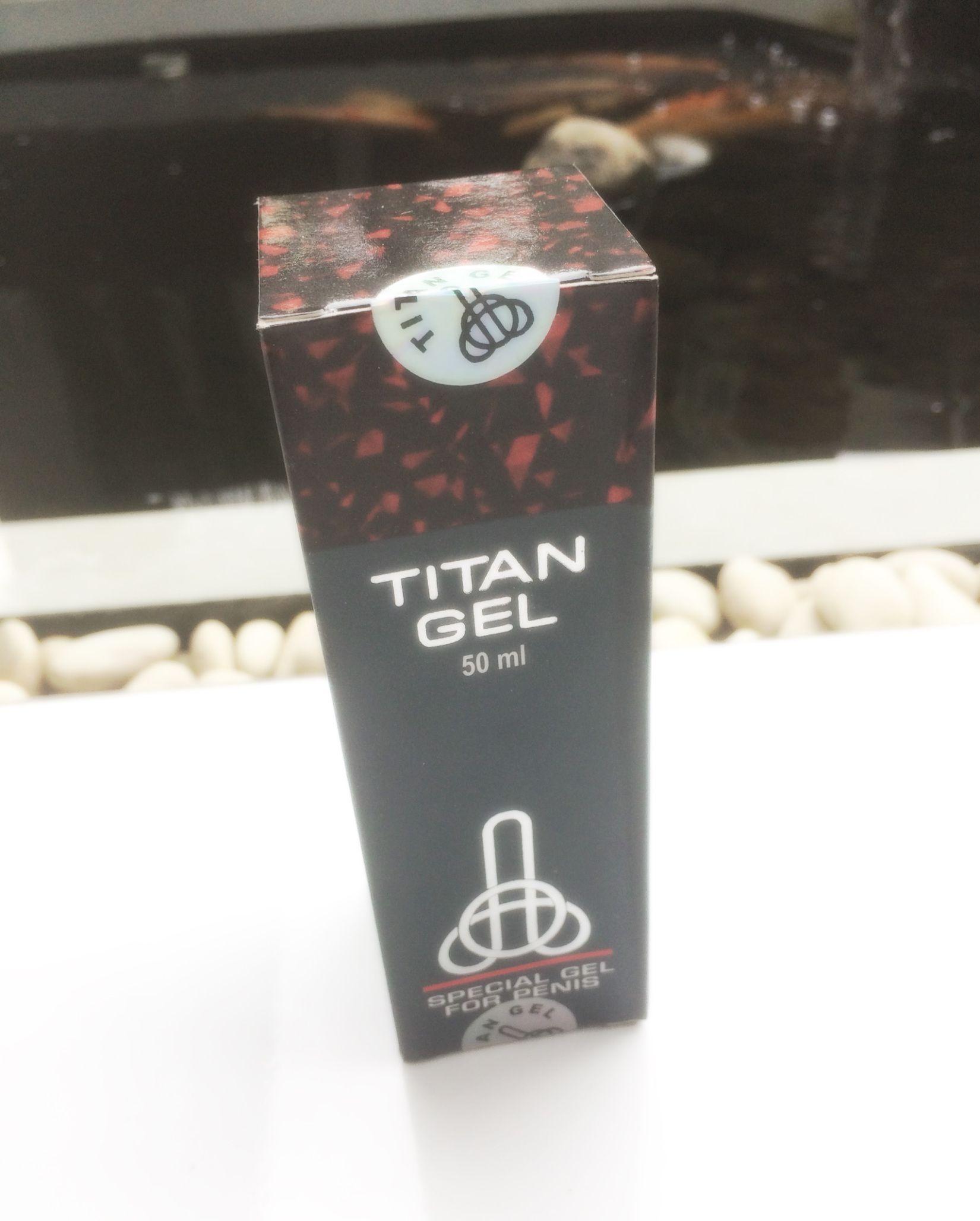 info review titan gel produk pembesar penis original tercepat dan