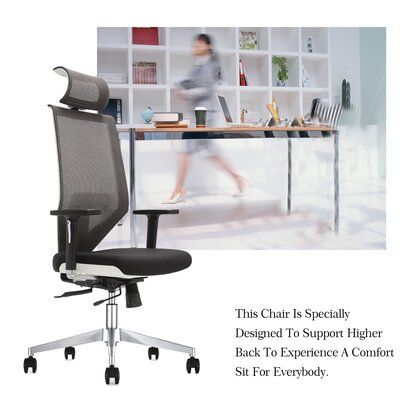 Pleasant Symple Stuff Xochitl Professional Ergonomic Office Chair Download Free Architecture Designs Grimeyleaguecom