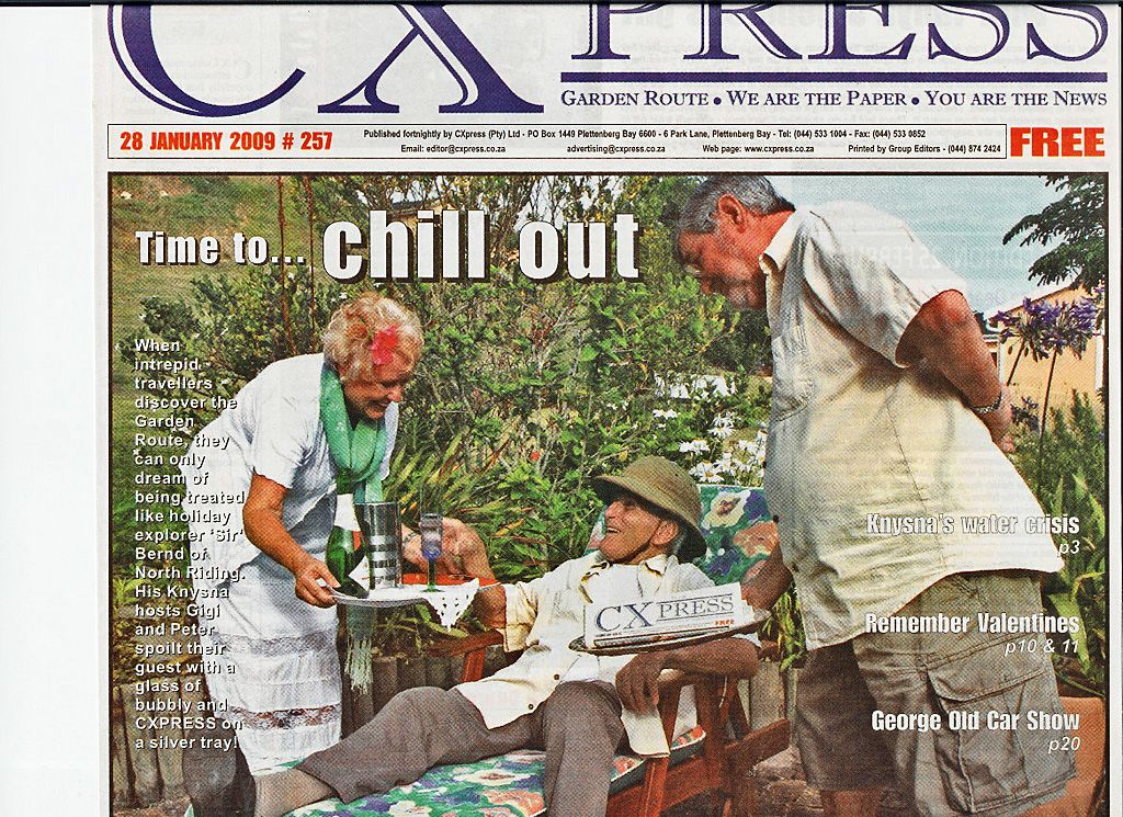 I took this image with a Canon EOS 20D - way back - with the help of a tripod and the self-timer set to 10 secs. It made the front page of the CXpress Garden Route Newspaper in 2009.