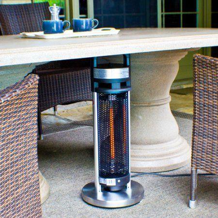 energ 900 watt under the table electric infrared heater black rh pinterest com