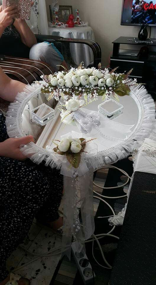 Pin by melahat on anne pinterest marriage decoration trays and boda ideas ideas para bodas diy ideas craft business trousseau packing home decoration burlap roses wedding decorations packing ideas junglespirit Images